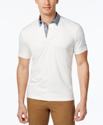 Tommy Hilfiger Men's Oliver Interlock Polo