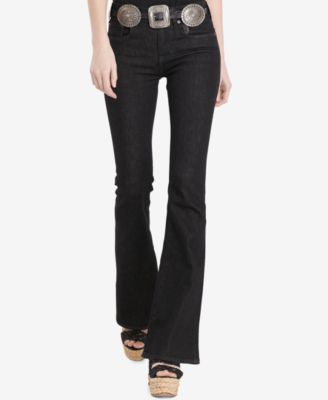 Polo Ralph Lauren High-Rise Flared Jeans