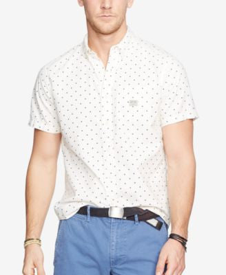 Denim & Supply Ralph Lauren Men's One-Pocket Star Shirt