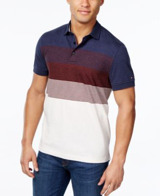 Tommy Hilfiger Men's Tyler Colorblocked Polo