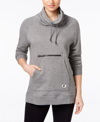 Nike Modern Fleece Funnel-Neck Hoodie