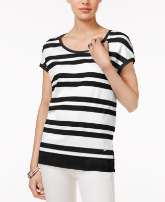 Tommy Hilfiger Nina Striped Top, Only at Vogily