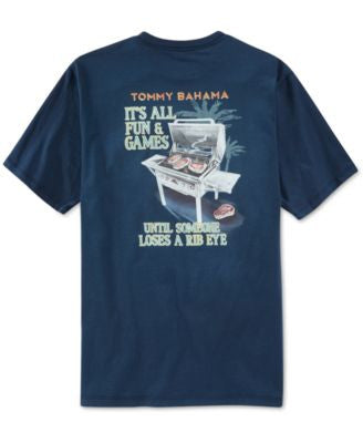Tommy Bahama Men's It's All Fun & Games Graphic T-Shirt
