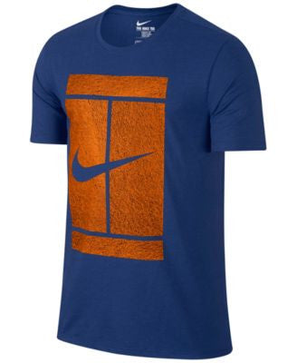 Nike Men's Court Logo Dri-FIT Tennis T-Shirt