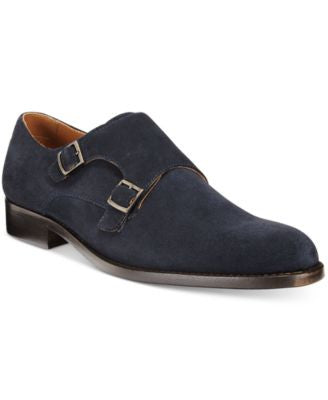 Tasso Elba Men's Matteo Double Monk Loafers, Only at Vogily