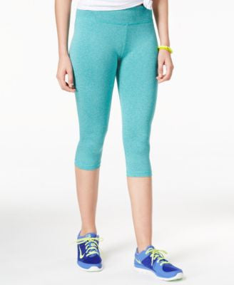 Energie Active Juniors' Paula Marled Cropped Leggings