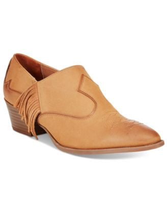 Circus by Sam Edelman Hermosa Western Ankle Booties