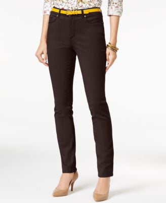 Charter Club Lexington Colored Straight-Leg Jeans