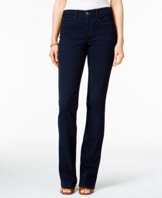 Style & Co. Tummy-Control Bootcut Jeans, Only at Vogily