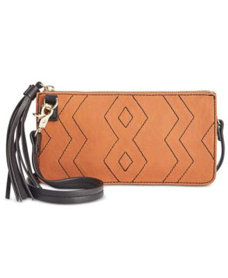 INC International Concepts Austin Convertible Crossbody Pouch, Only at Vogily