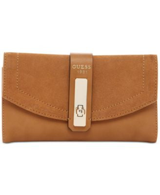 GUESS Kingsley Slim Clutch Wallet