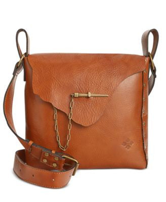 Patricia Nash Spontini Square Saddle Bag