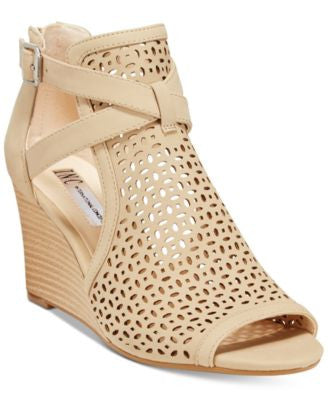INC International Concepts Women's Reiaa Wedge Shooties, Only at Vogily