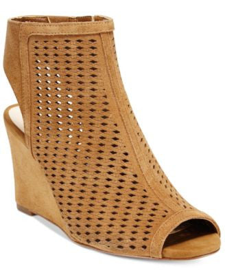 INC International Concepts Women's Ranae Wedge Shooties, Only at Vogily