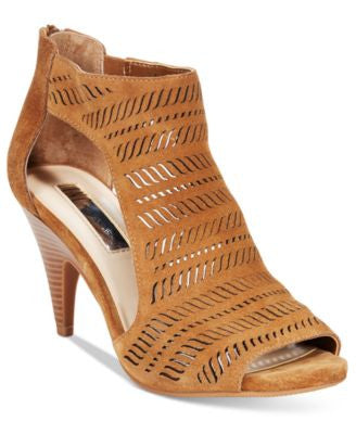 INC International Concepts Women's Granell Perforated Shooties, Only at Vogily