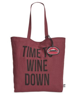 Circus by Sam Edelman Wine Canvas Tote
