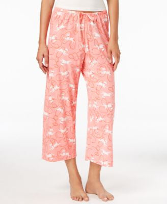 Hue Jumping Through Hoops Capri Pajama Pants
