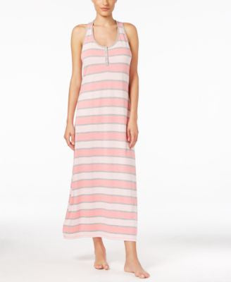 Tommy Hilfiger Henley Maxi Nightgown