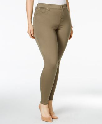 Body Sculpt by Celebrity Pink Trendy Plus Size The Shaper Skinny Jeans
