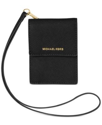 MICHAEL Michael Kors Jet Set Travel Lanyard Card Case
