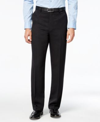 Alfani Men's Stripe Flat-Front Pants, Only at Vogily