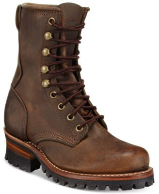 Frye Women's Logger 8G Mid-Shaft Boots