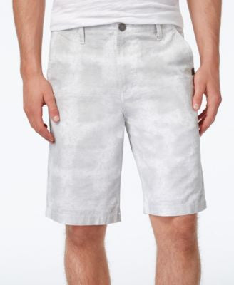 Calvin Klein Jeans Men's Ghost Grid Shorts