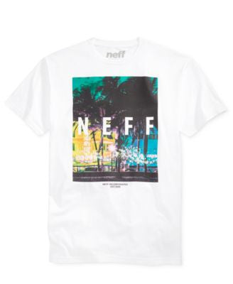 Neff Men's Graphic-Print T-Shirt