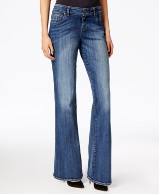 Kut from the Kloth Natalie Mindsight Wash Bootcut Jeans