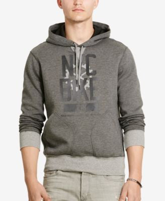 Polo Ralph Lauren Men's Double-Knit Tech Hoodie