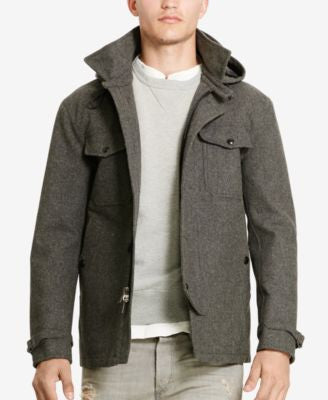 Polo Ralph Lauren Men's Bonded Jacket