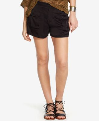 Denim & Supply Ralph Lauren Buttoned-Pocket Shorts