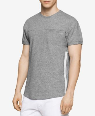 Calvin Klein Men's CK One Dual-Zipper Pocket T-Shirt