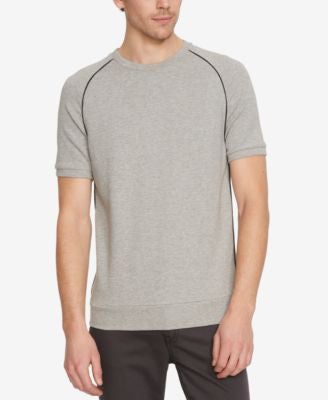 Kenneth Cole New York Men's Textured Heather T-Shirt
