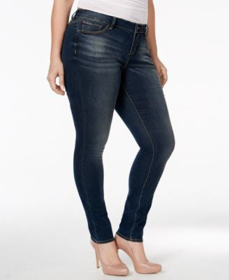 SLINK Jeans Trendy Plus Size The Skinny Jeans