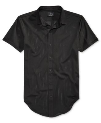 GUESS Men's Jordan Mesh Short-Sleeve Shirt