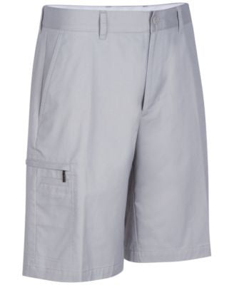 Greg Norman for Tasso Elba Big & Tall 5 Iron Performance Golf Shorts