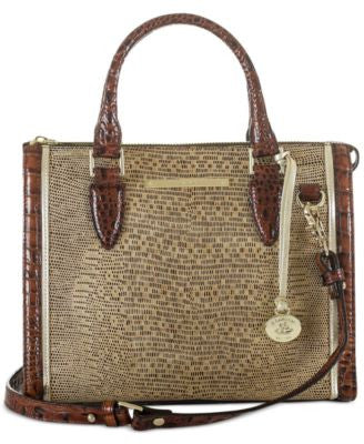 Brahmin Laelia Anywhere Convertible Satchel