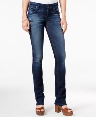 Hudson Jeans Slim Bootcut Jeans, Electric Wash