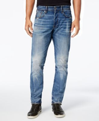 Gstar Men's 3301 Tapered Jeans
