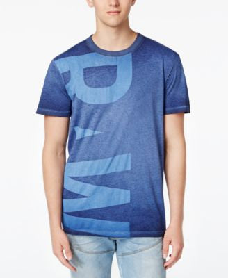 GStar Men's Raw Wozin Graphic-Print T-Shirt