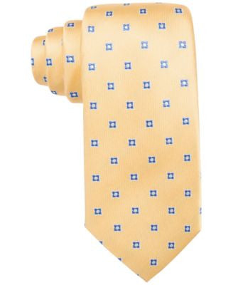 Countess Mara Men's Flower Neat Classic Tie