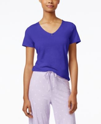Nautica V-Neck Pajama Top
