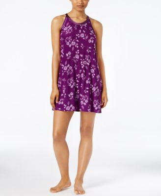 Alfani Floral-Print Chemise, Only at Vogily