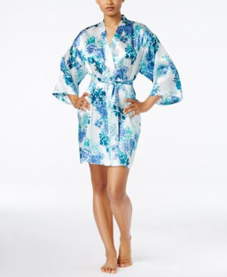 Thalia Sodi Floral-Print Robe, Only at Vogily