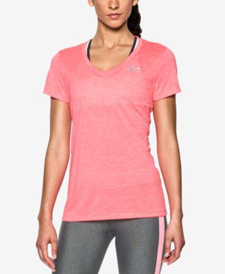 Under Amour UA Tech™ Twist V-Neck Tee