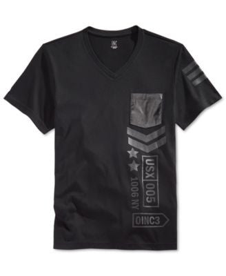 INC International Concepts Men's Graphic-Print T-Shirt, Only at Vogily