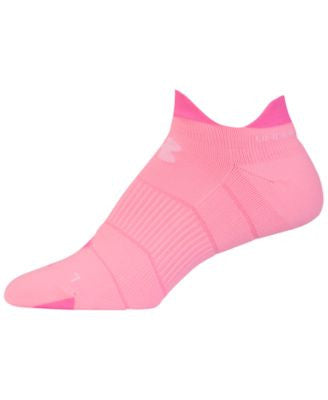 Under Armour Women's Run Launch No-Show Tab Socks