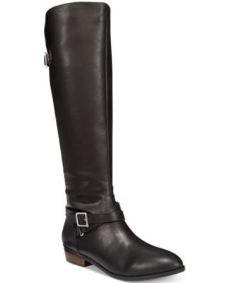 Material Girl Capri Wide-Calf Riding Boots, Only at Vogily