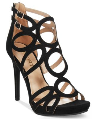 Report Triton Caged Dress Sandals
